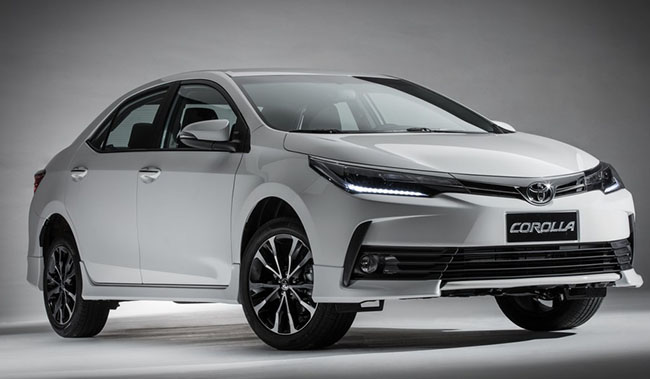 New Model Toyota Corolla Gii 2019 Price In Pakistan Pictures And
