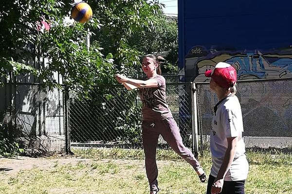 Волейбол на СМУ
