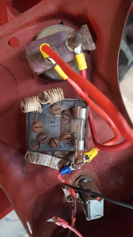 49 Cub Wiring Help - Farmall Cub