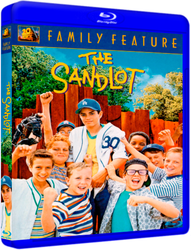 The Sandlot(1993)[1080p/MKV][Lat-Ing][H264/BRrip]