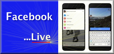 Facebook live starts TV series