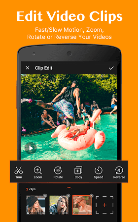 VideoShow - Video Editor, Video Maker with Music 7.6.6 rc (Mod Premium) APK