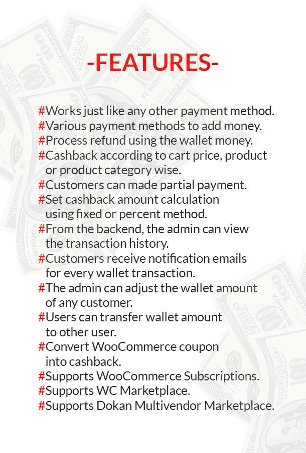 Word-Wallet: WooCommerce Wallet Plugin - 3