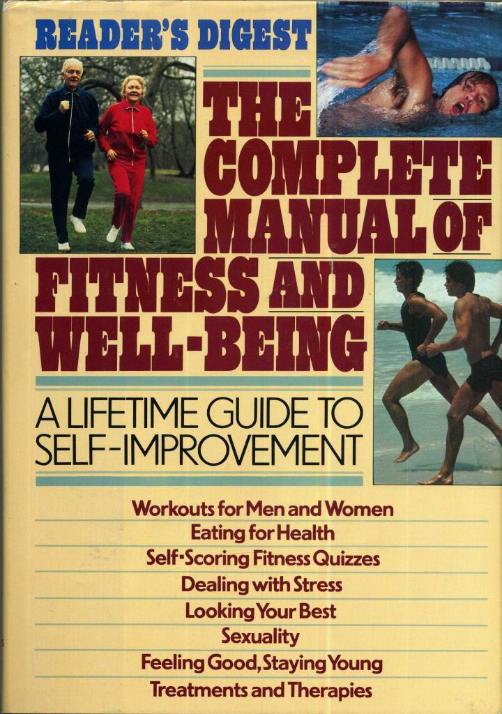 The Complete Manual of Fitness and Well-Being