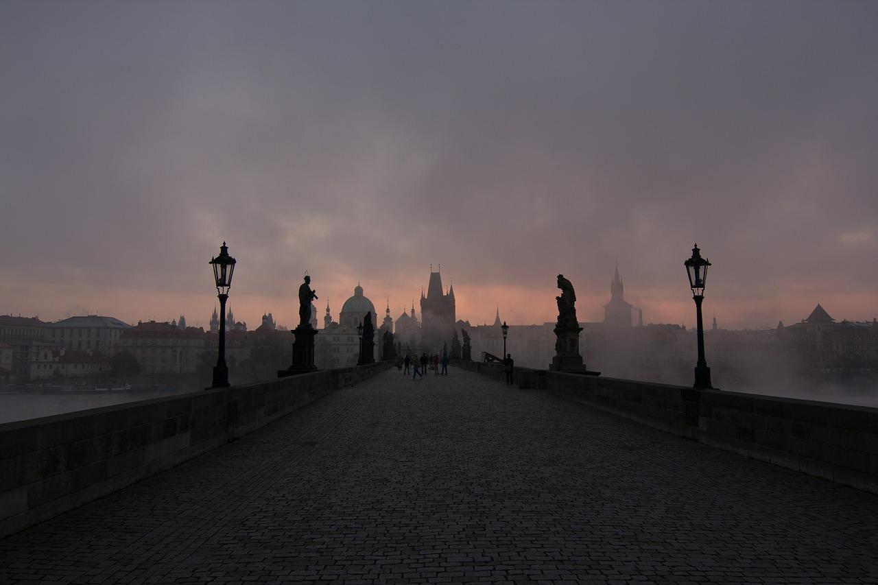 Экскурсия в Праге. Привидения Старого города