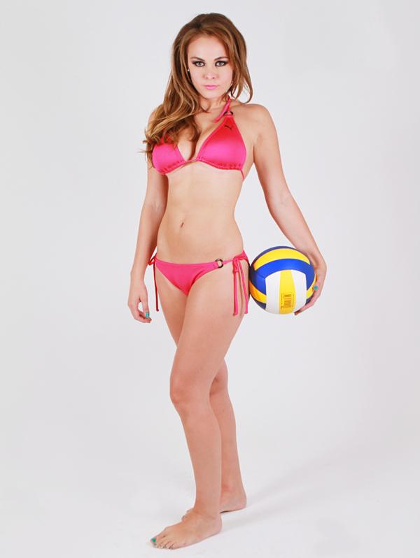 virginia ramirez chica televisa deportes td conductora modelo desnuda naked bikini americanistadechi