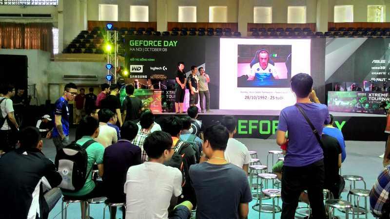 geforce day 2017, gext 2017, nextgen, the grace