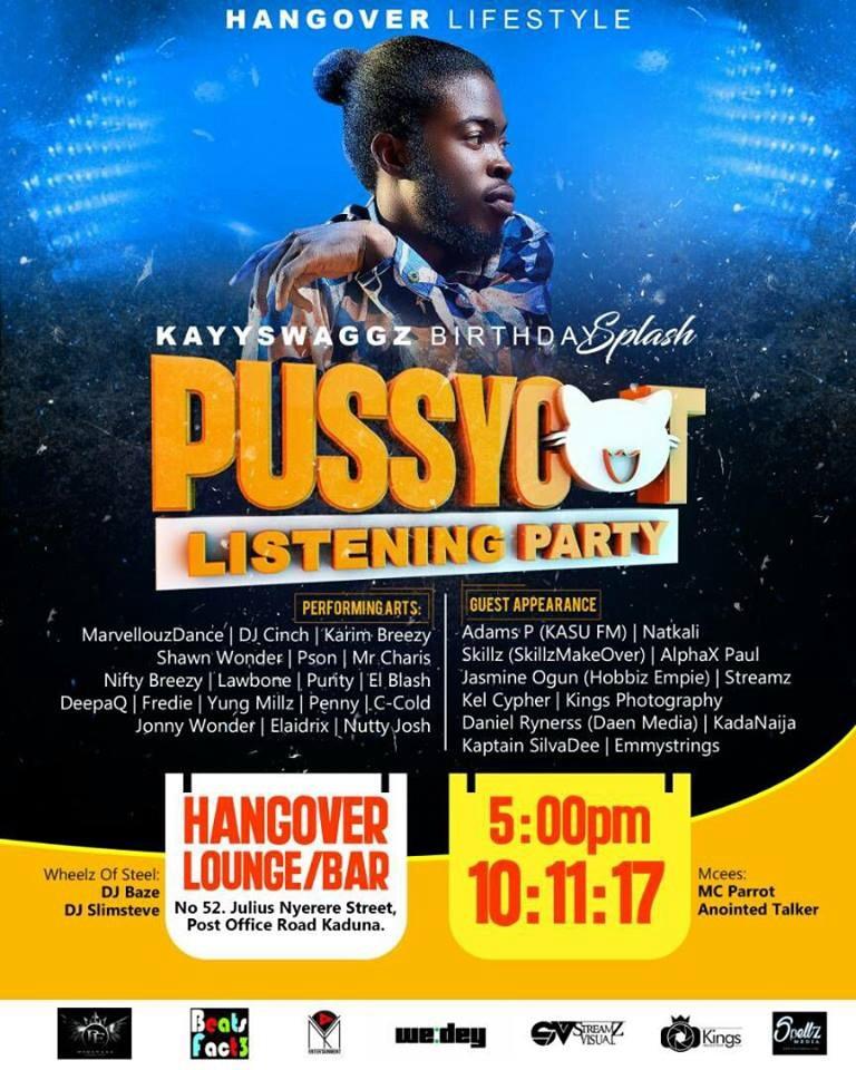 Xtras: Artiste Kayyswaggz to Set KD On Fire with PussyCat