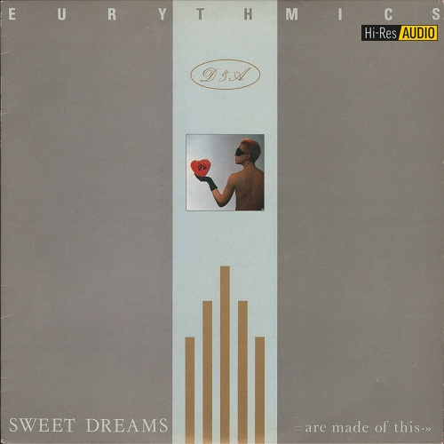 Eurythmics - Sweet Dreams (1983) [FLAC 192 kHz/24 Bit]