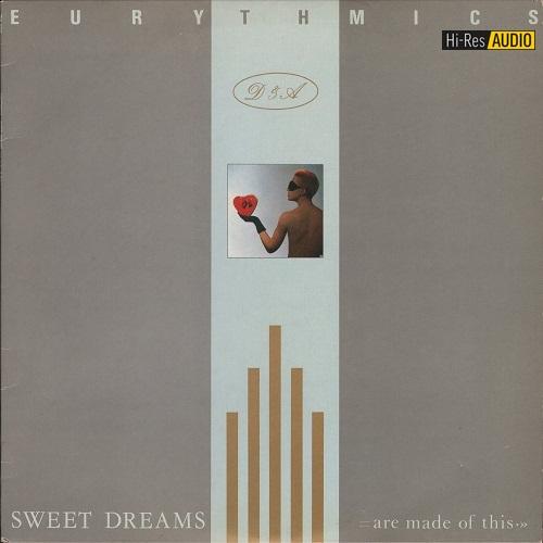 Eurythmics - Sweet Dreams (1983) [FLAC 192 kHz/24 Bit]