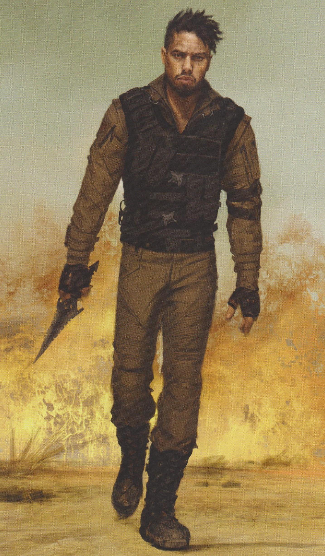 Black Panther Erik Killmonger Looks A Lot Like The