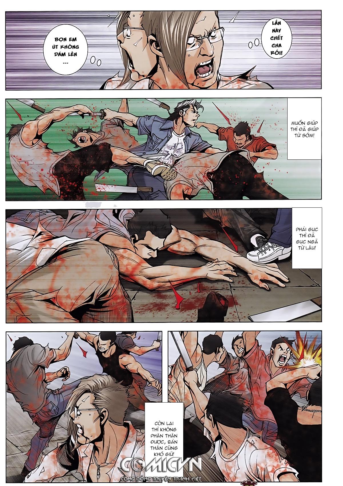 Người Trong Giang Hồ chapter 1963: đấu tử tử đấu trang 6