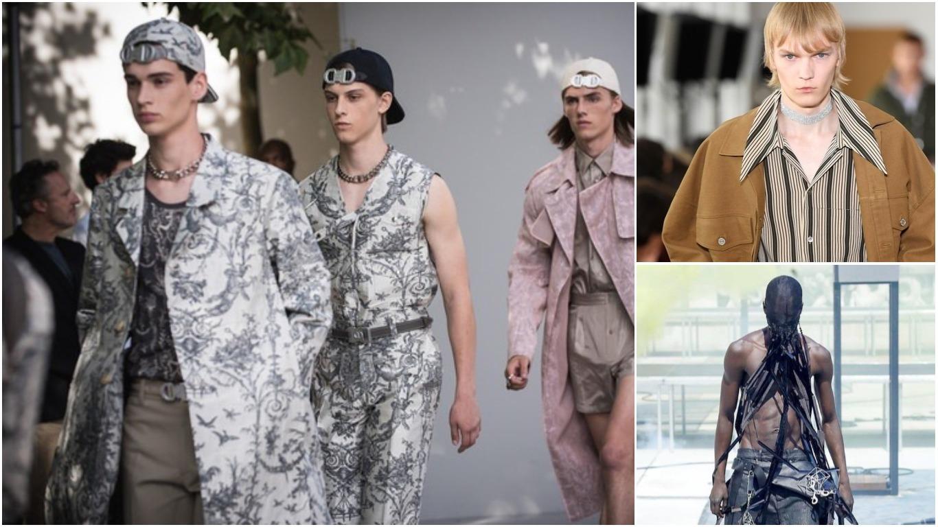 POTVRĐENO MODNO LIDERSTVO FRANCUSKE PRIJESTOLNICE: Novi pogledi na muško odijevanje na pariskoj 'Sedmici mode'