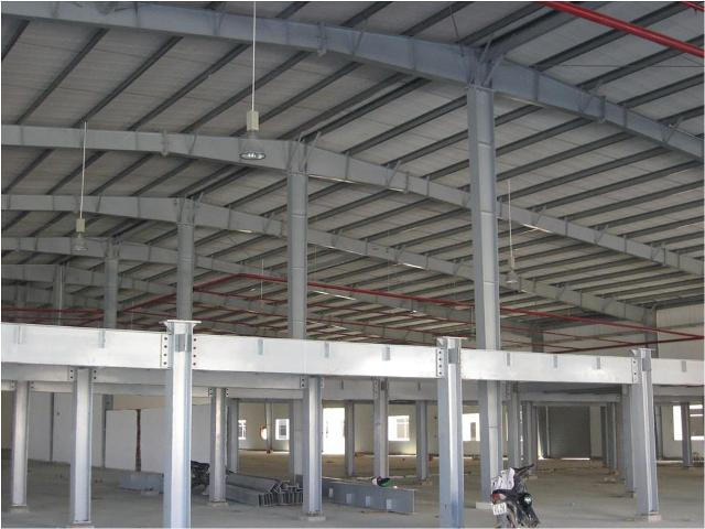 thi công nhà xưởng tại Sơn La