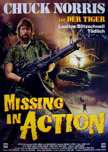 Missing in Action (1984) BluRay 720p 850MB