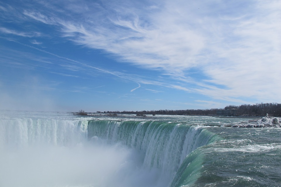 Niagara Falls Day Tour from New York City