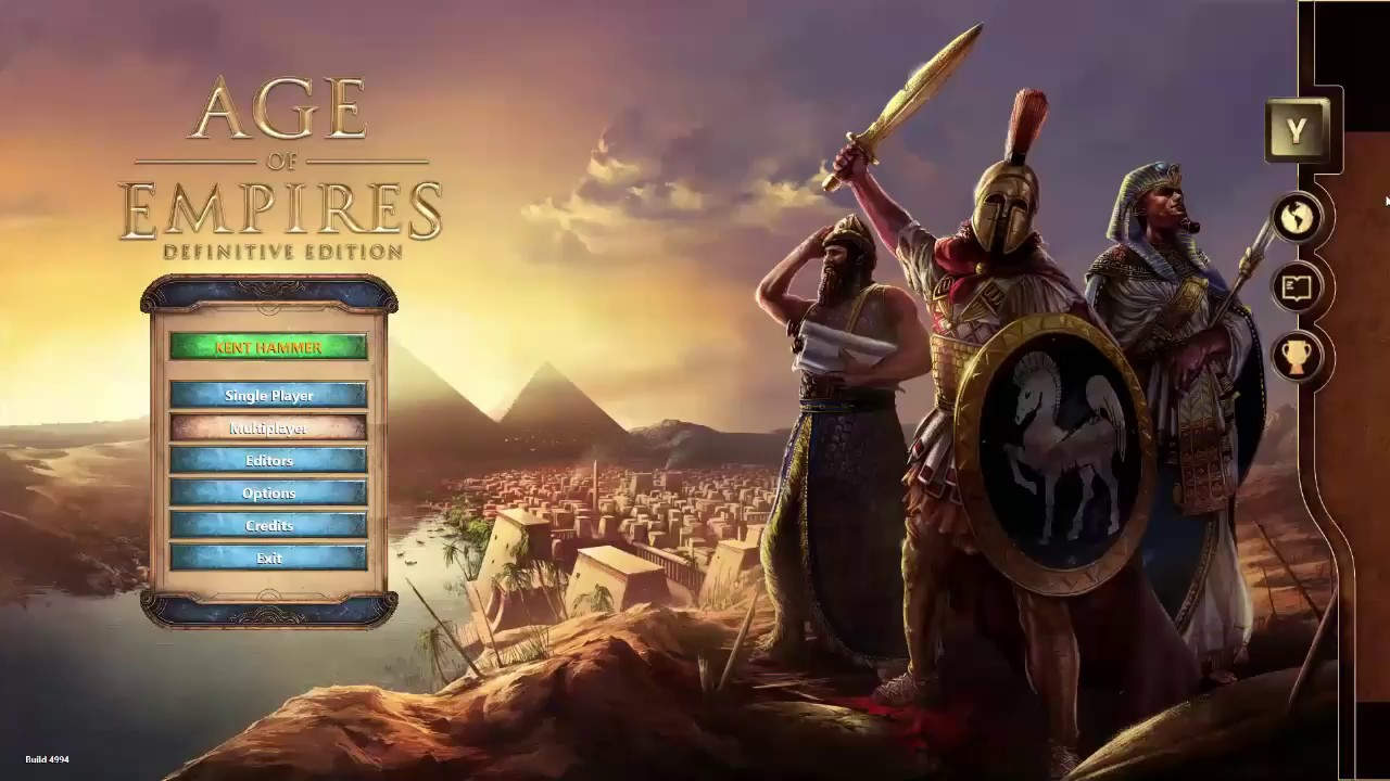 Age of Empires Definitive Edition torrent PC