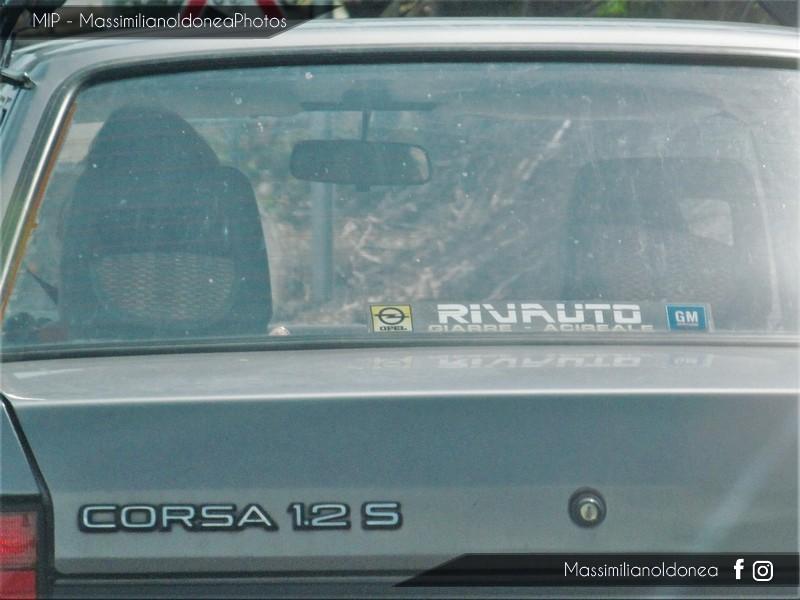 avvistamenti auto storiche - Pagina 35 Opel-Corsa-S-1-2-54cv-88-CT839322-3