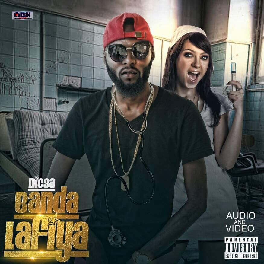 Audio + Video: Dicsa - Banda Lafia