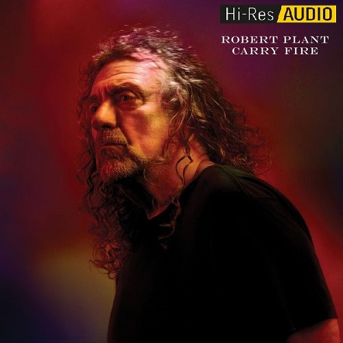 Robert Plant - Carry Fire (2017) [FLAC 96 kHz/24 Bit]