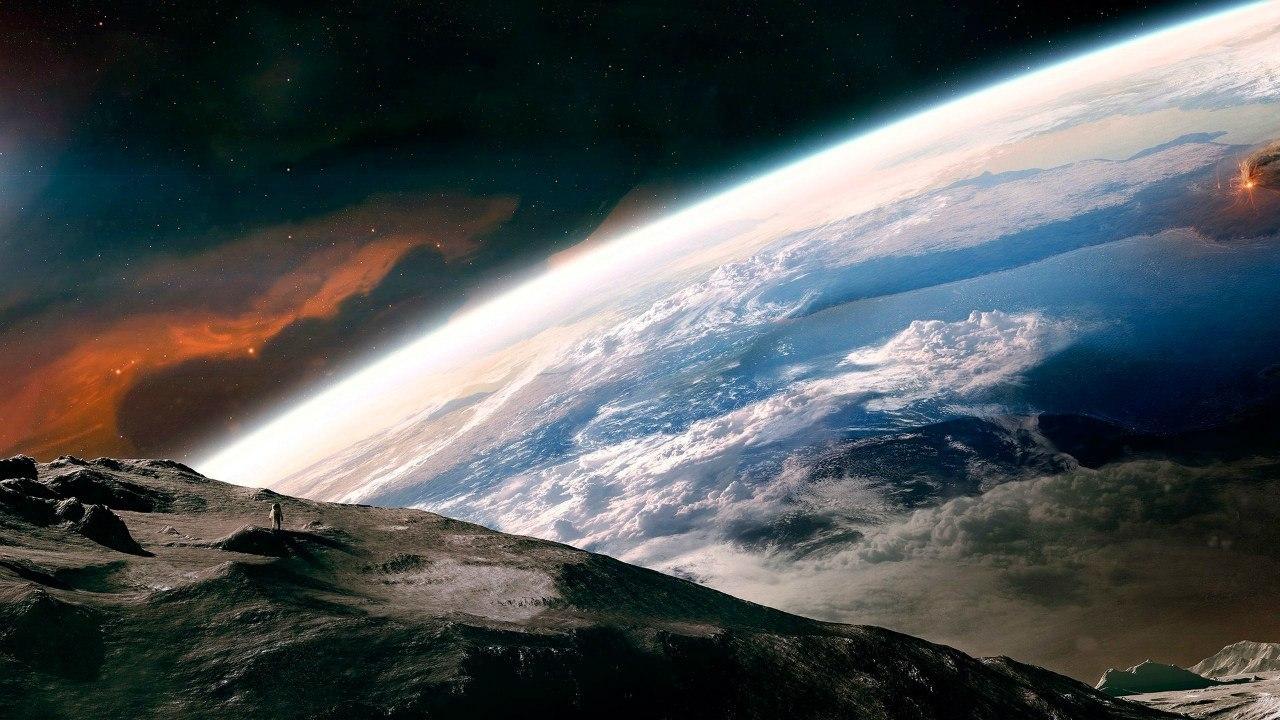 Космонавты слышат запах космоса после того как возвращаются на корабли