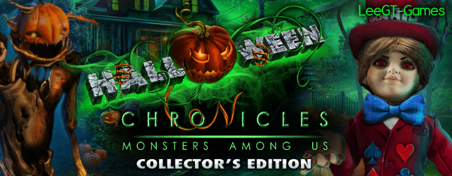 Halloween Chronicles: Monsters Among Us Collector's Edition (v.Final)