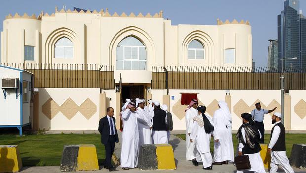طالبان د قطر د فتر واګي نويو غړو ته سپاري