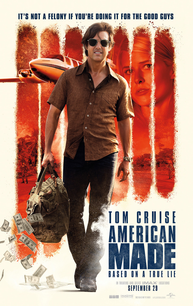 Re: American Made / Barry Seal: Nebeský gauner (2017)