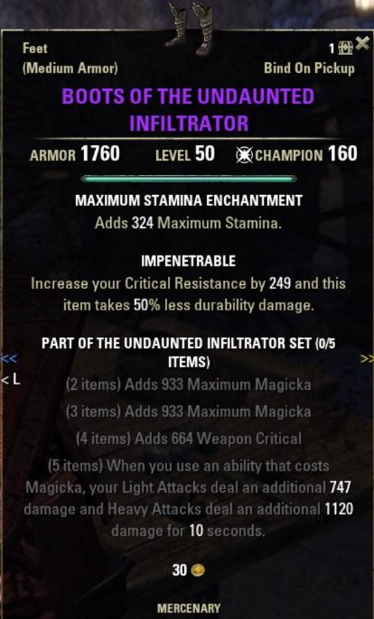 Why is this set coming in medium? — Elder Scrolls Online
