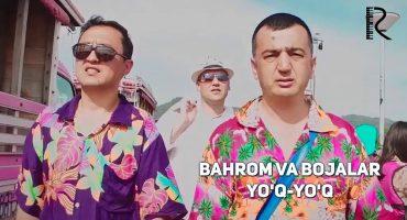 Bahrom Nazarov va Bojalar - Yo'q yo'q  (HD video)
