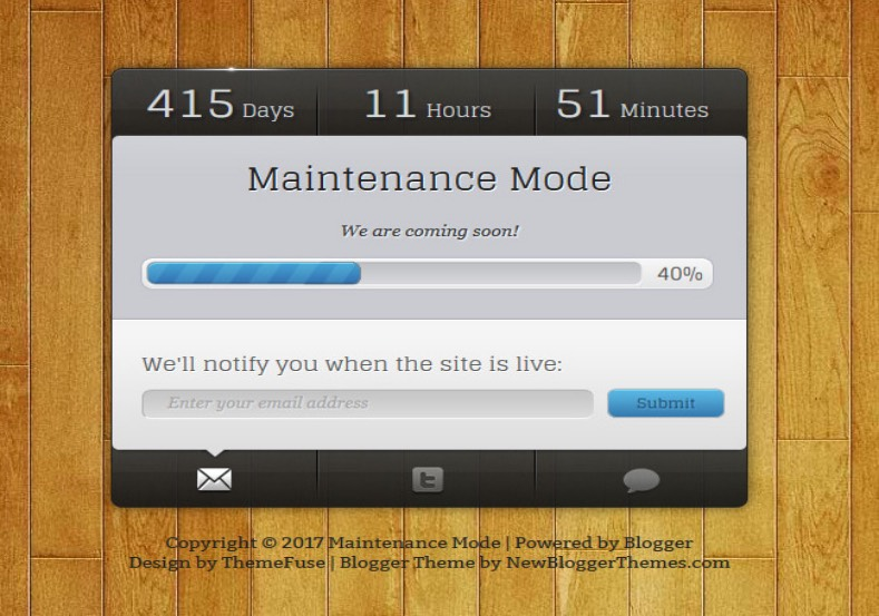Maintenance_Mode_Blogger_Template_3