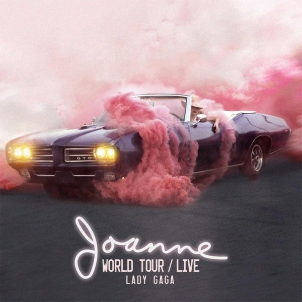 Download Lady Gaga – Joanne World Tour Live (iTunes Rip