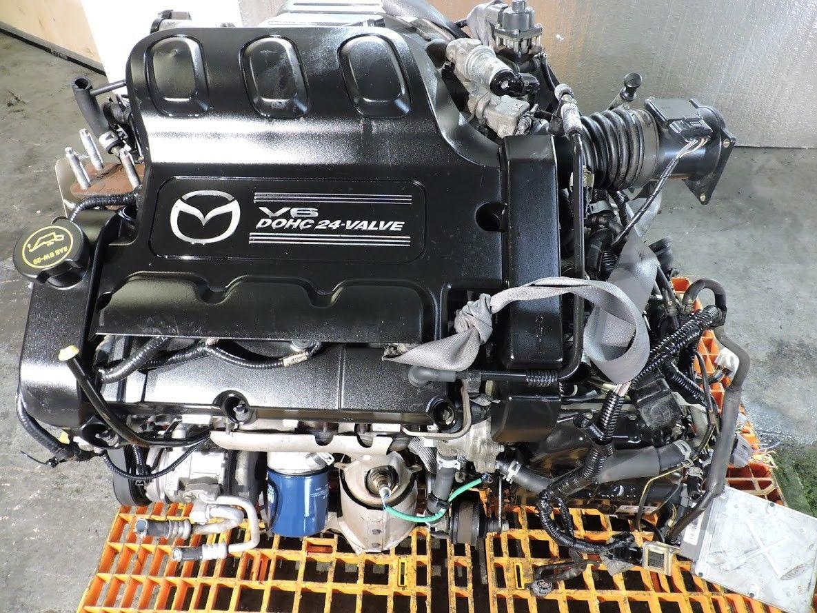Mazda Mpv Tribute Ford Escape 3 0l V6 Engine  U0026 Auto Trans
