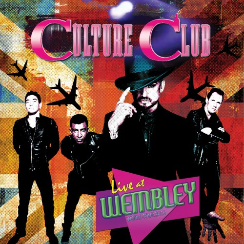 Culture Club - Live at Wembley: World Tour 2016 (2017) [BDRip 1080p]