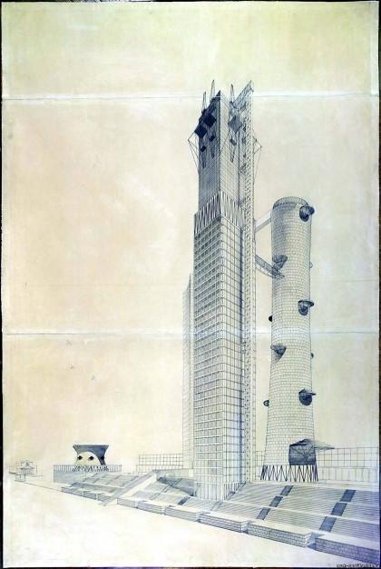 Башни Леонидова