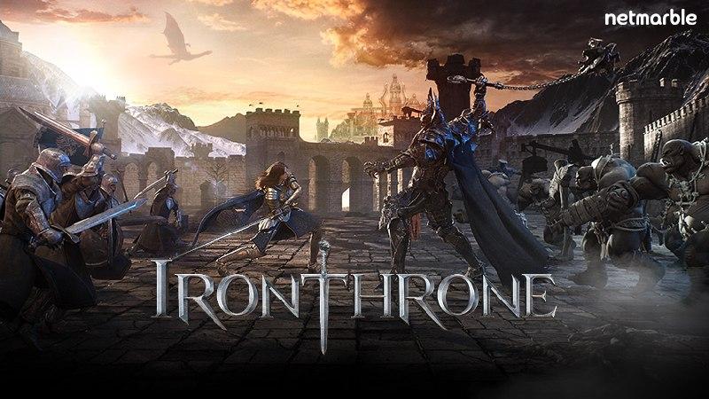 Iron Throne - Game thẻ bài chiến lược dành cho những game thủ khát máu