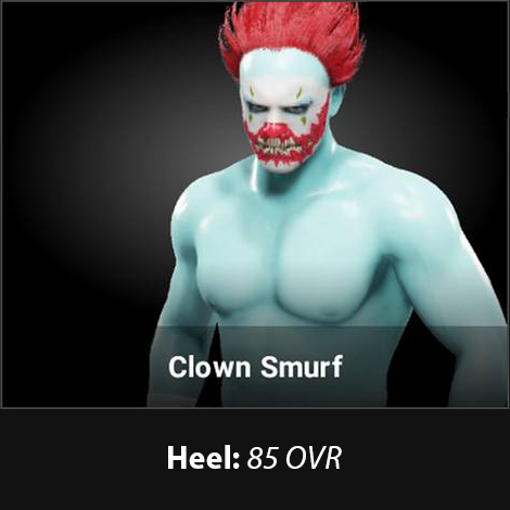 WWE 2K19 Universe Mode: 2WWF Reborn (Ft. XWA) Clown-Smurf