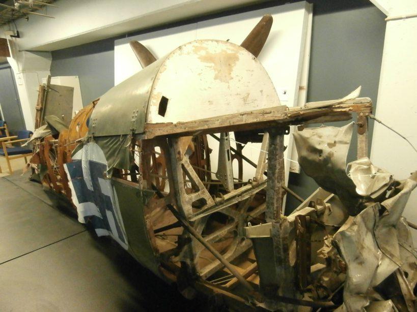 Zrakoplovni muzej u Vantaa-i kod Helsinkija, Finska P8150125