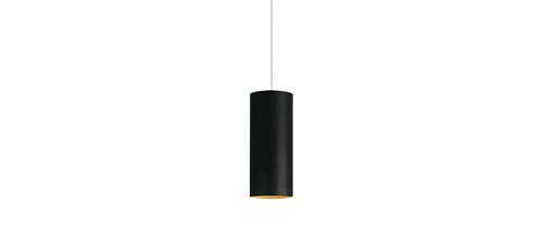 10w Black Hanging Cylinder Led Pendant Light Over Kitchen Bench 3000k 4000k Ebay