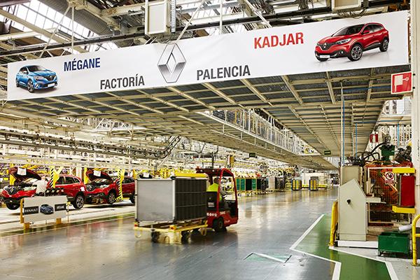 Renault Factory Pakistan