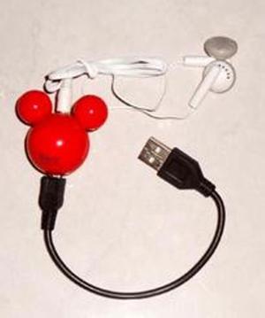 MP3 MICKEY