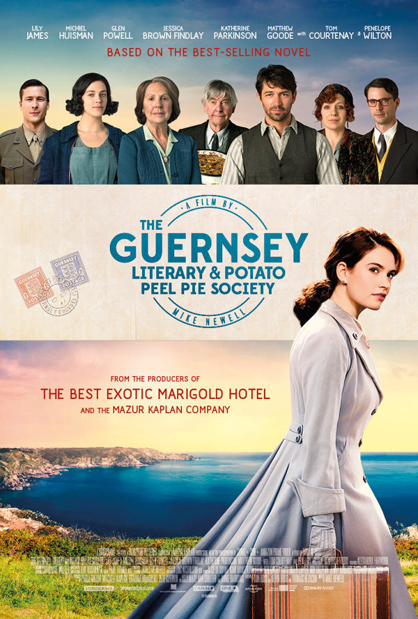 The Guernsey Literary and Potato Peel Pie Society (2018) BluRay 720p 900MB