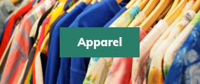 Donate Apparel through All time Trading's Shop to Send program
