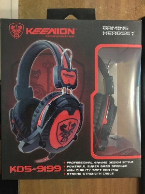 HEADSET KENION 9199