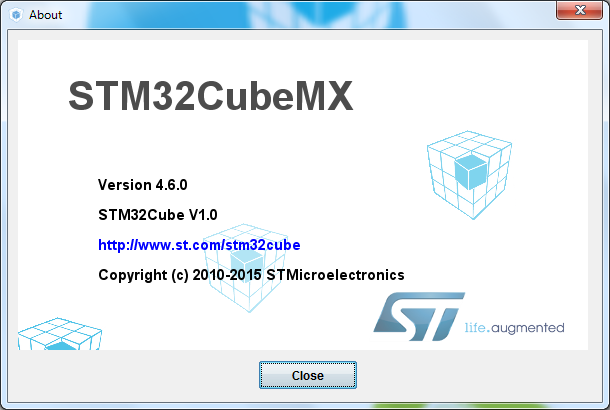 stm32cubemx