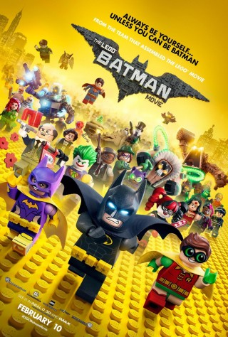 The Lego Batman The Movie (2017) 720p WEB-DL H264 AC3-EVO