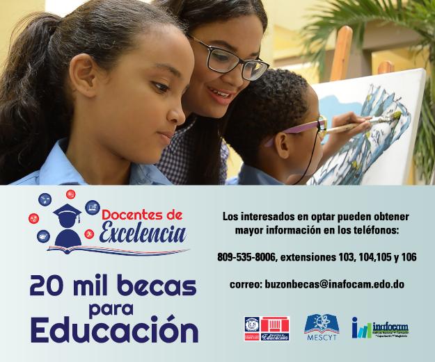Ministerio de Educación Publicidad