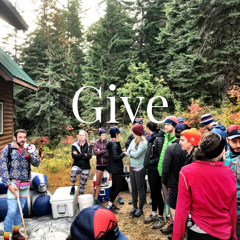 Give-Cascadia