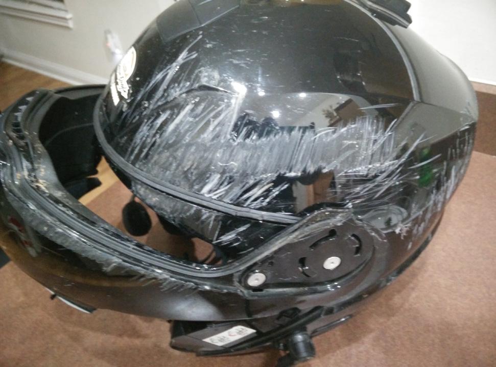 How Safe Is A Dot Helmet Star Motorcycle Forums Star Raider V