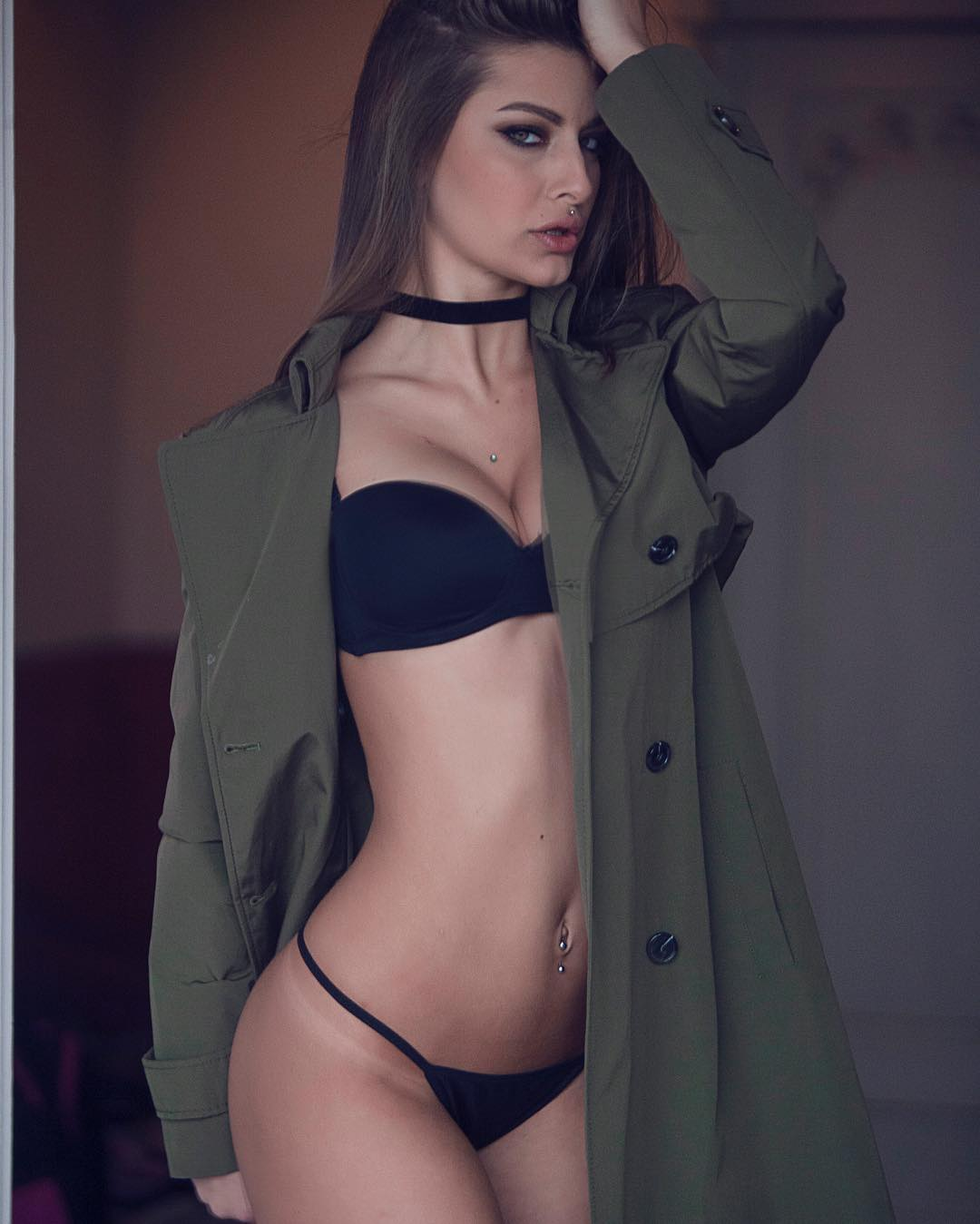 Fitness model Roberta Carluccio - Insta Fitness Models
